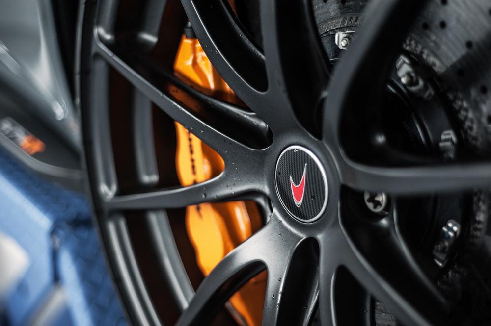 Car detailing McLaren velgen