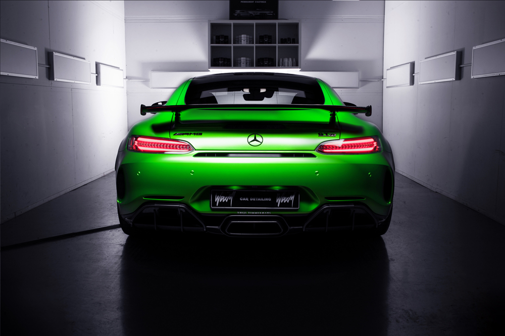 Mercedes-Benz AMG GT Coupé GT R