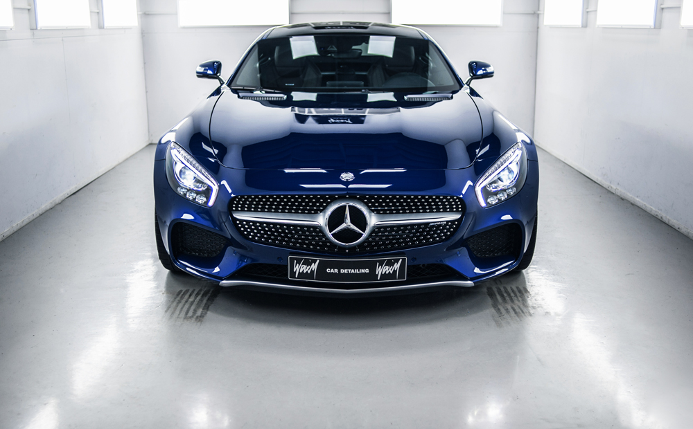 Quartz Coating Mercedes-Benz AMG GT S