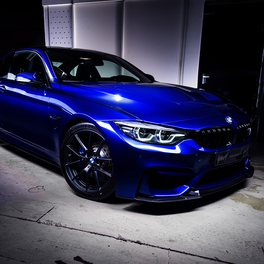 Carwrapping BMW M4